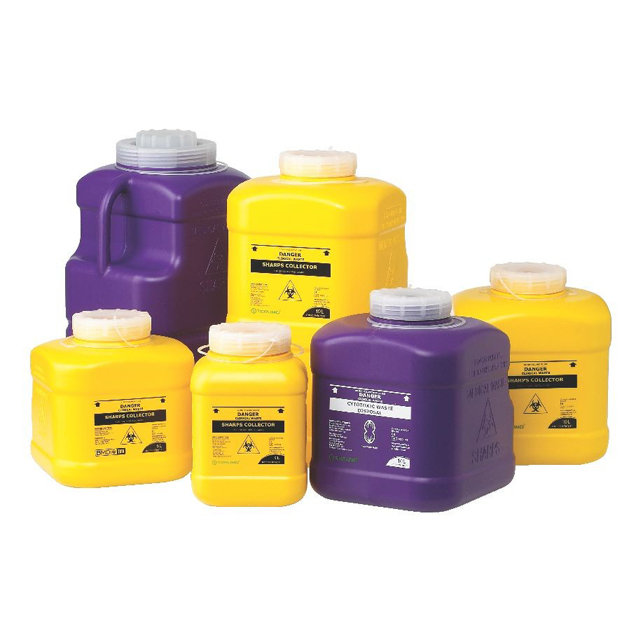 17 Litre Sharps Container