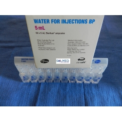 Water for Injections BP 5ml